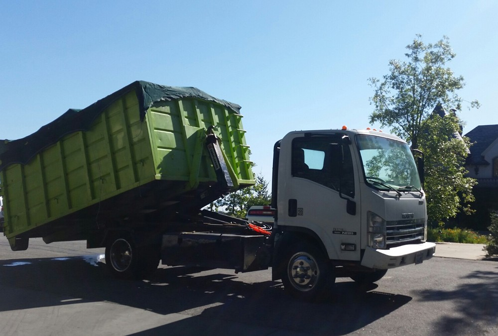 Roll-Off Bin or Hire a Junk Removal Company?